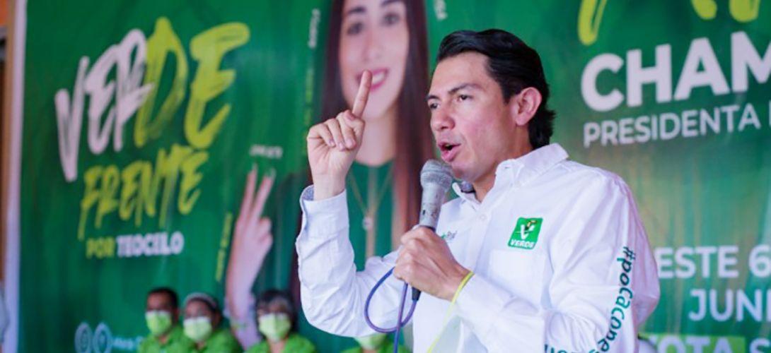 PVEM denuncia agresiones a candidatos