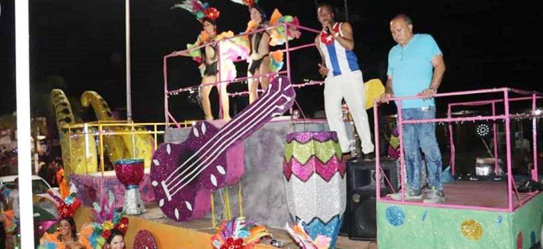 Suspenden Carnava en Tihuatlán
