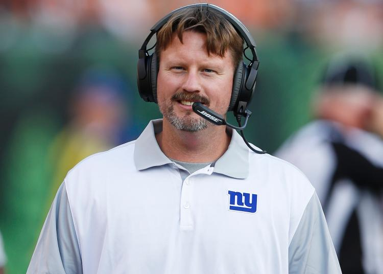 Giants despide a Ben McAdoo como head coach