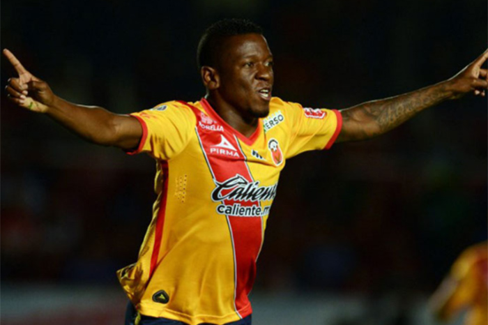 Jefferson Cuero regresa a Monarcas