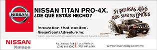 Agencia Nissan Xalapa