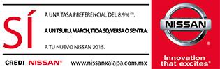 Banner - NISSAN - El momento del SI 02sep2014