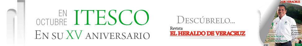 Revista El Heraldo de Veracruz - Octubre - 09oct2014